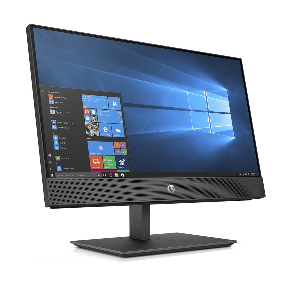 HP ProOne 600 G4 AiO; Core i7 8700 3.2GHz/16GB DDR4/512GB SSD PCIe/HP Remarketed