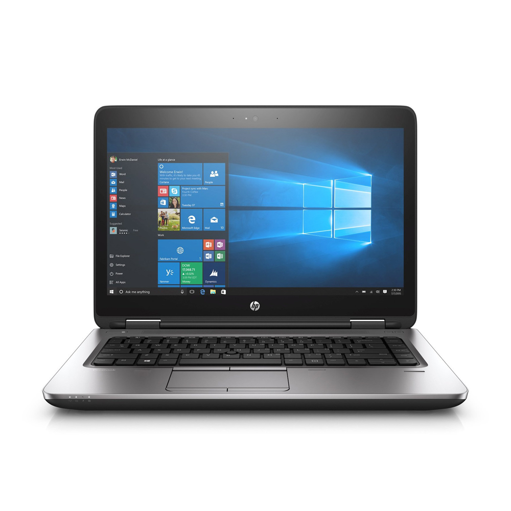 HP ProBook 640 G2; Core i5 6300U 2.4GHz/8GB RAM/256GB SSD NEW/battery VD