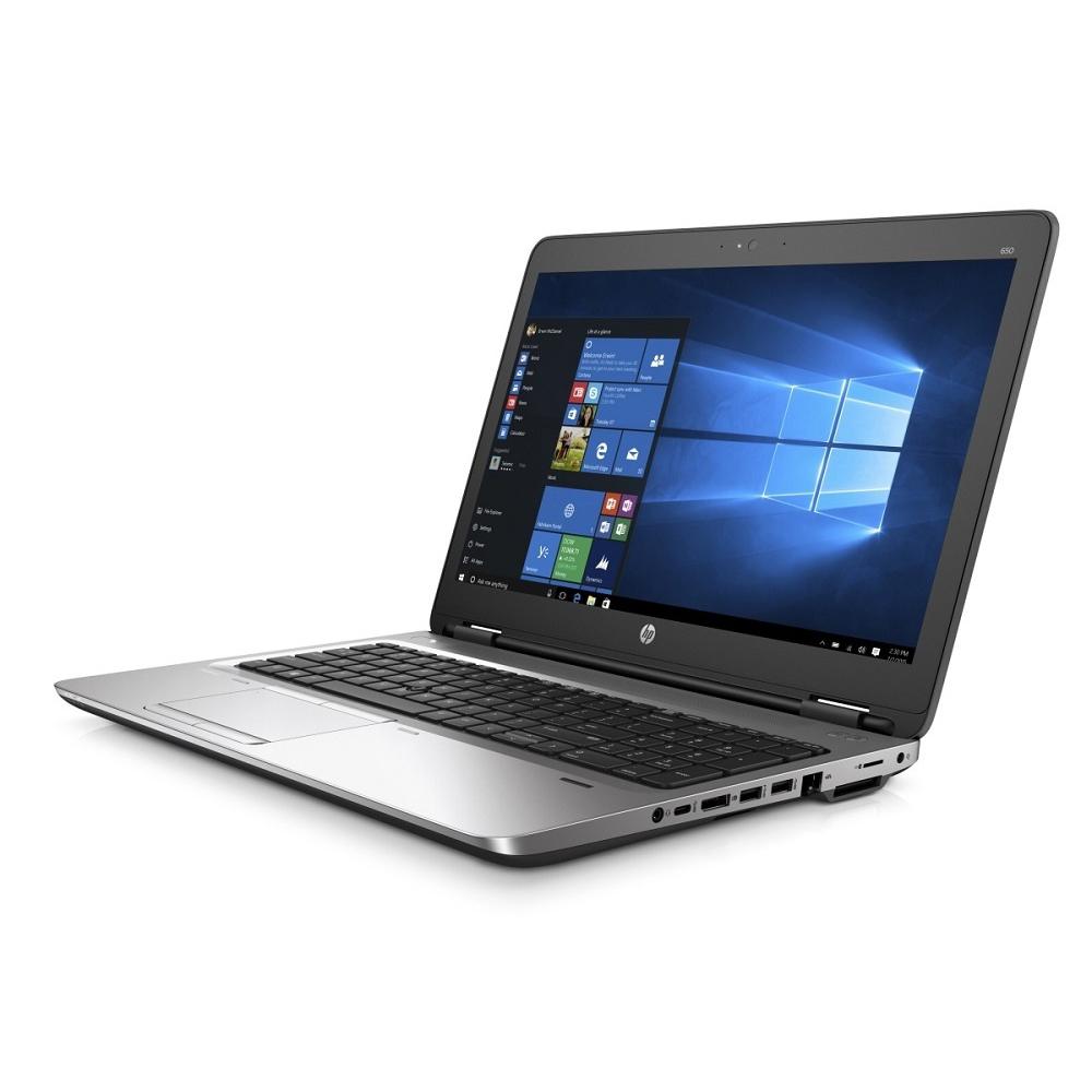 HP ProBook 650 G2; Core i5 6200U 2.3GHz/8GB RAM/256GB M.2 SSD/battery VD