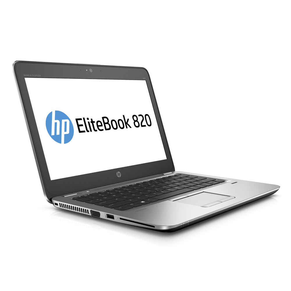 HP EliteBook 820 G3; Core i5 6300U 2.3GHz/8GB RAM/256GB M.2 SSD/battery VD