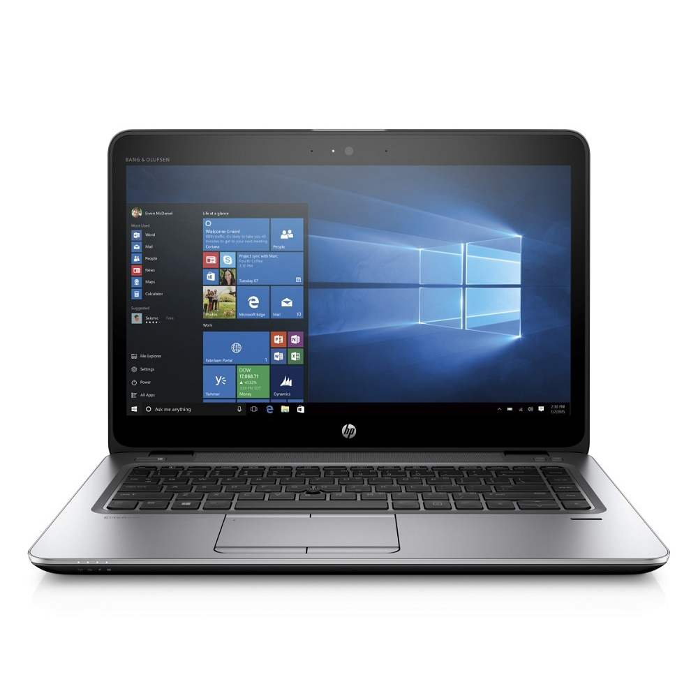 HP EliteBook 840 G3; Core i5 6200U 2.3GHz/8GB RAM/256GB SSD/battery VD