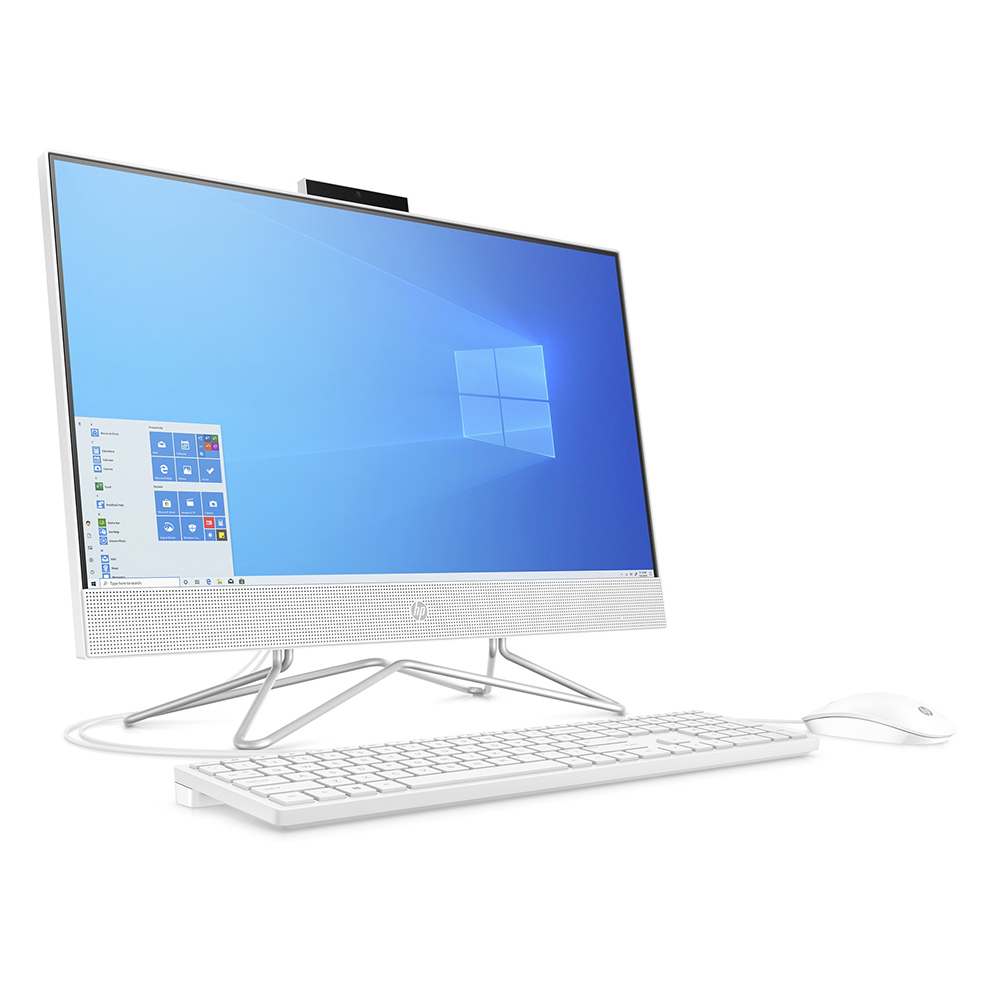 HP 24-df0086nf All-in-One; AMD Ryzen 5 3500U 2.1GHz/8GB RAM/2TB HDD/HP Remarketed