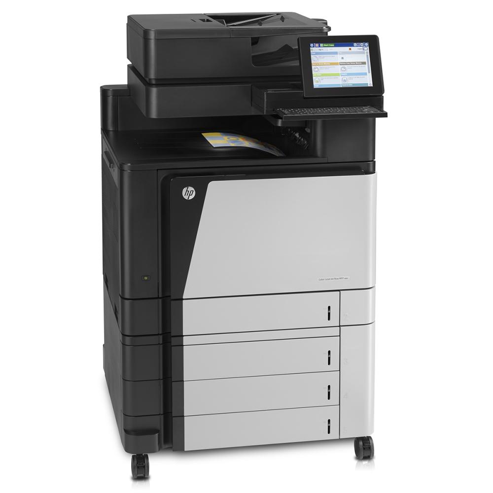 HP Color LaserJet Flow M880; - 2048MB