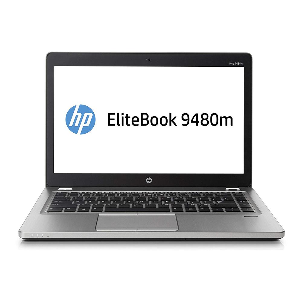 HP EliteBook Folio 9480m; Core i5 4310U 2.0GHz/8GB RAM/180GB SSD/battery DB