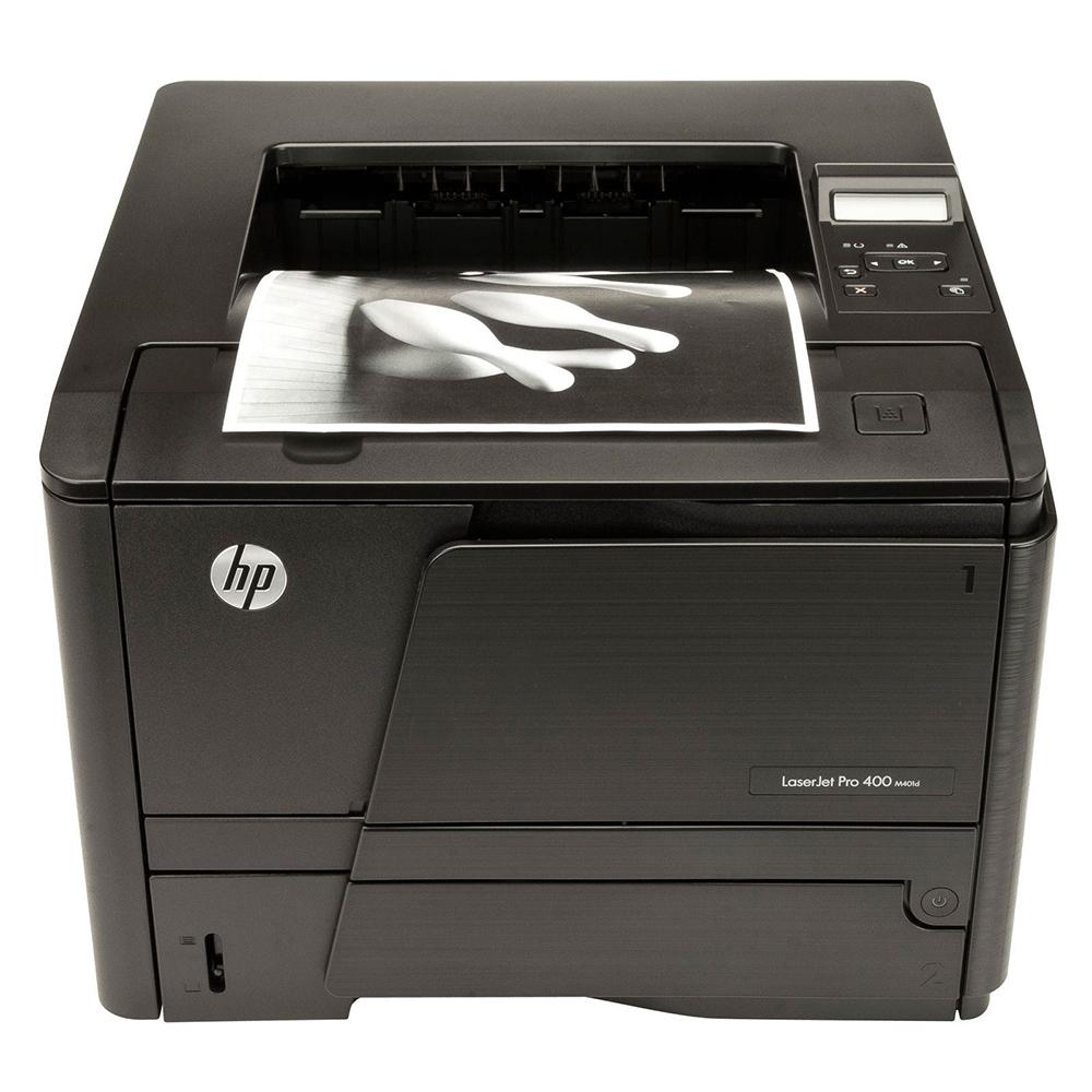 HP LaserJet Pro 400 M401D; - 256MBDuplex,