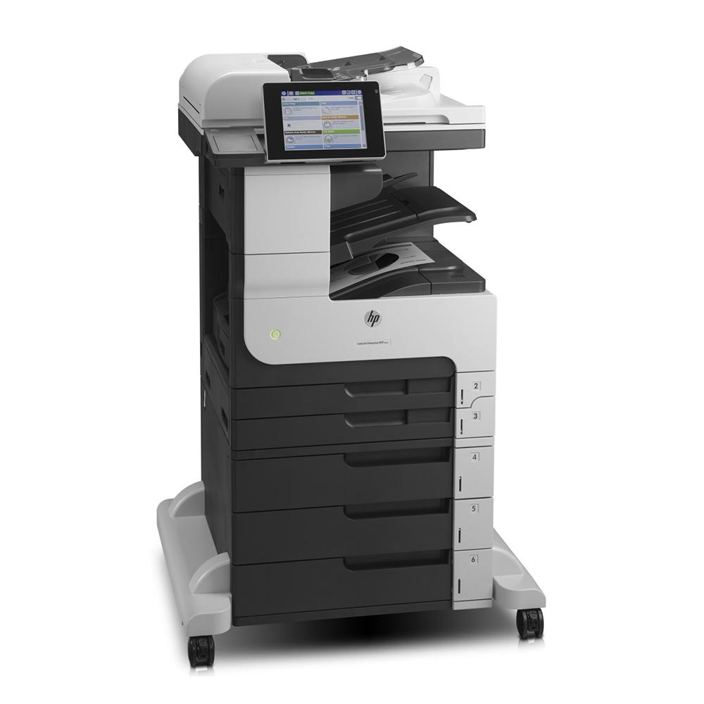 HP LaserJet MFP M725; - 1024MB