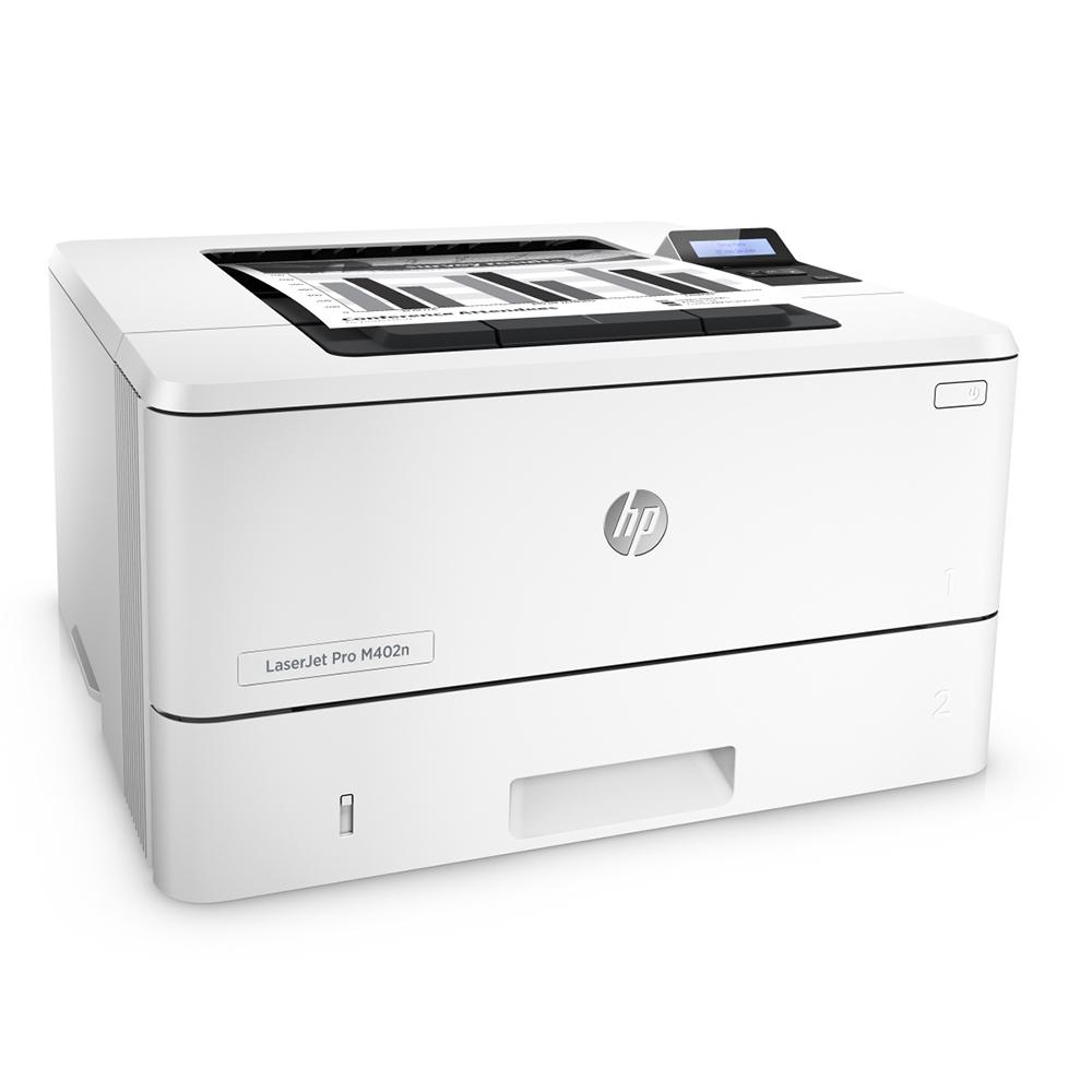 HP LaserJet Pro 400 M402N; - 128MB