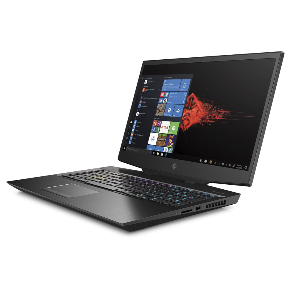 HP OMEN 17-CB0006NW; Core i5 9300H 2.4GHz/8GB RAM/512GB SSD PCIe/HP Remarketed
