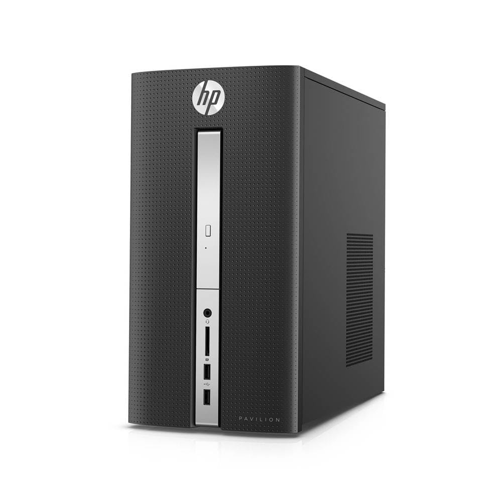HP Pavilion 570-p059ng; AMD A10-9700 3.5GHz/8GB DDR4/128GB SSD PCIe +1TB HDD/HP Remarketed