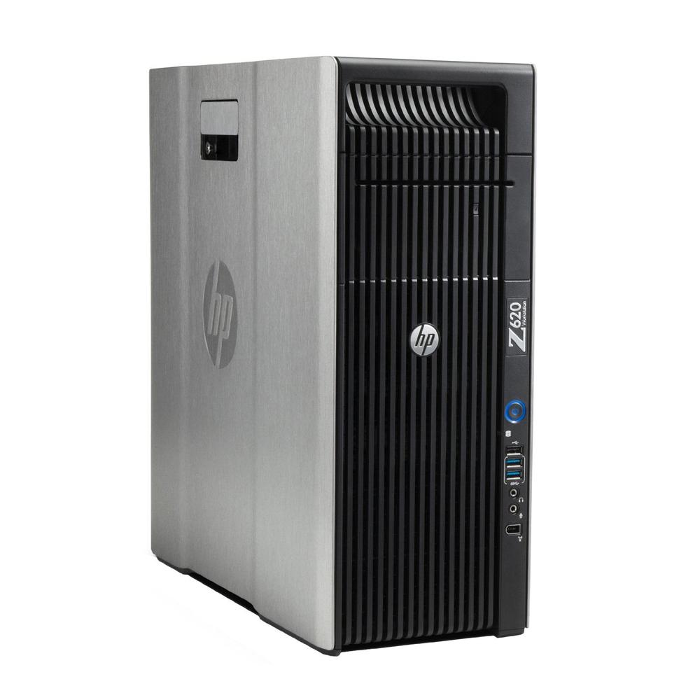 HP Z620 WorkStation; Intel Xeon E5-2680 v2 2.80GHz/32GB RAM/256GB SSD + 500GB HDD