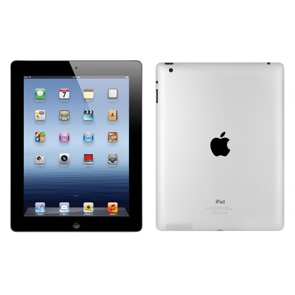 Apple iPad 4th Gen Wi-Fi/Cellular Black; 32GB