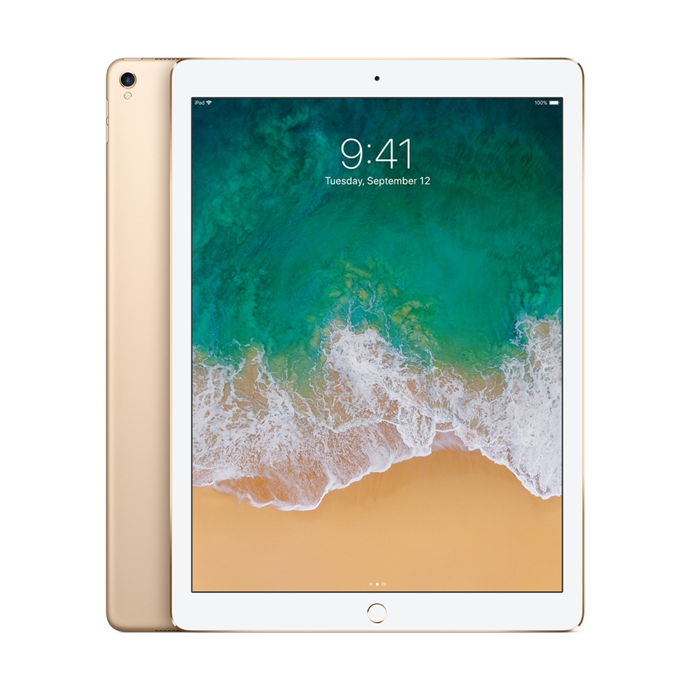 Apple iPad Pro 2nd Gen Wi-Fi Gold; 512GB