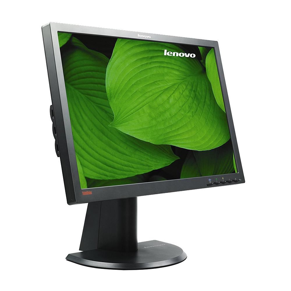 "LCD Lenovo 24"" LT2452p; black, A-"