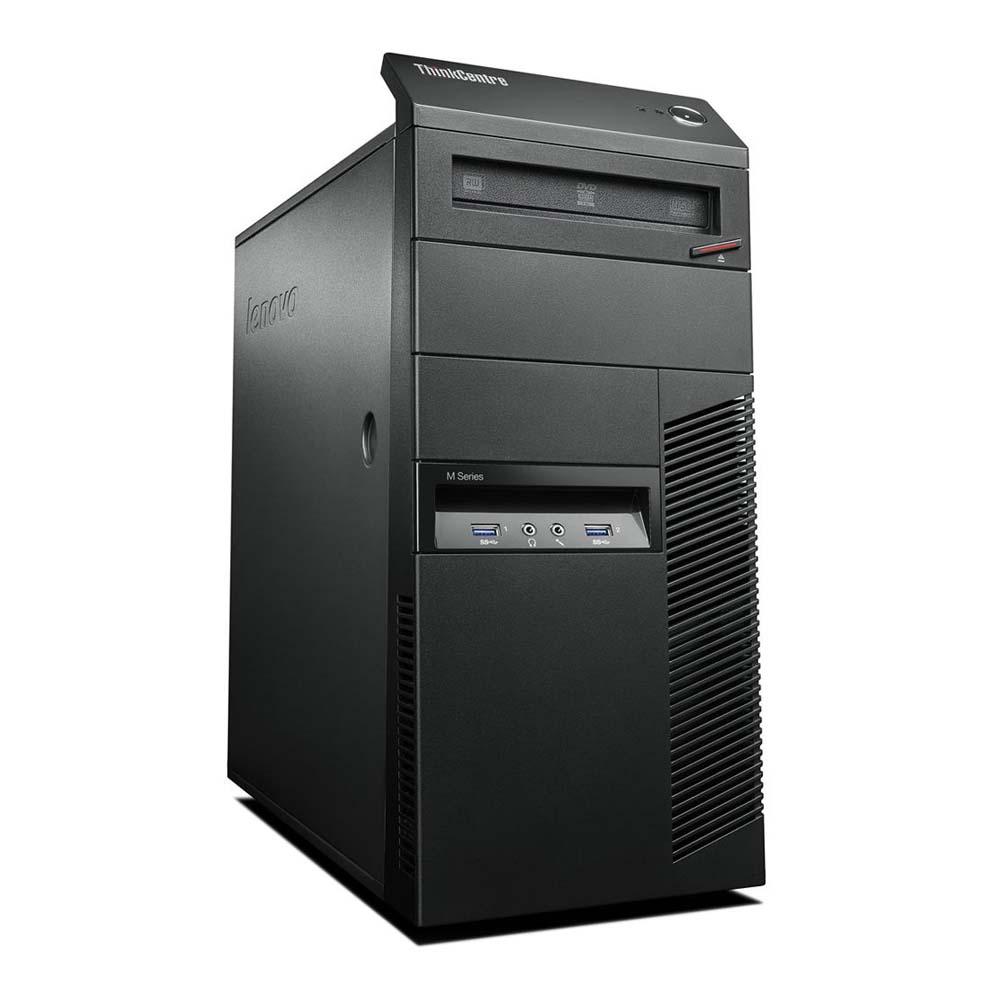 Lenovo ThinkCentre M83 MT; Pentium G3220 3.0GHz/4GB DDR3/500GB HDD
