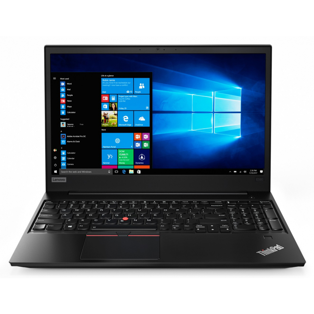Lenovo ThinkPad E580; Core i3 7020U 2.3GHz/4GB RAM/500GB HDD