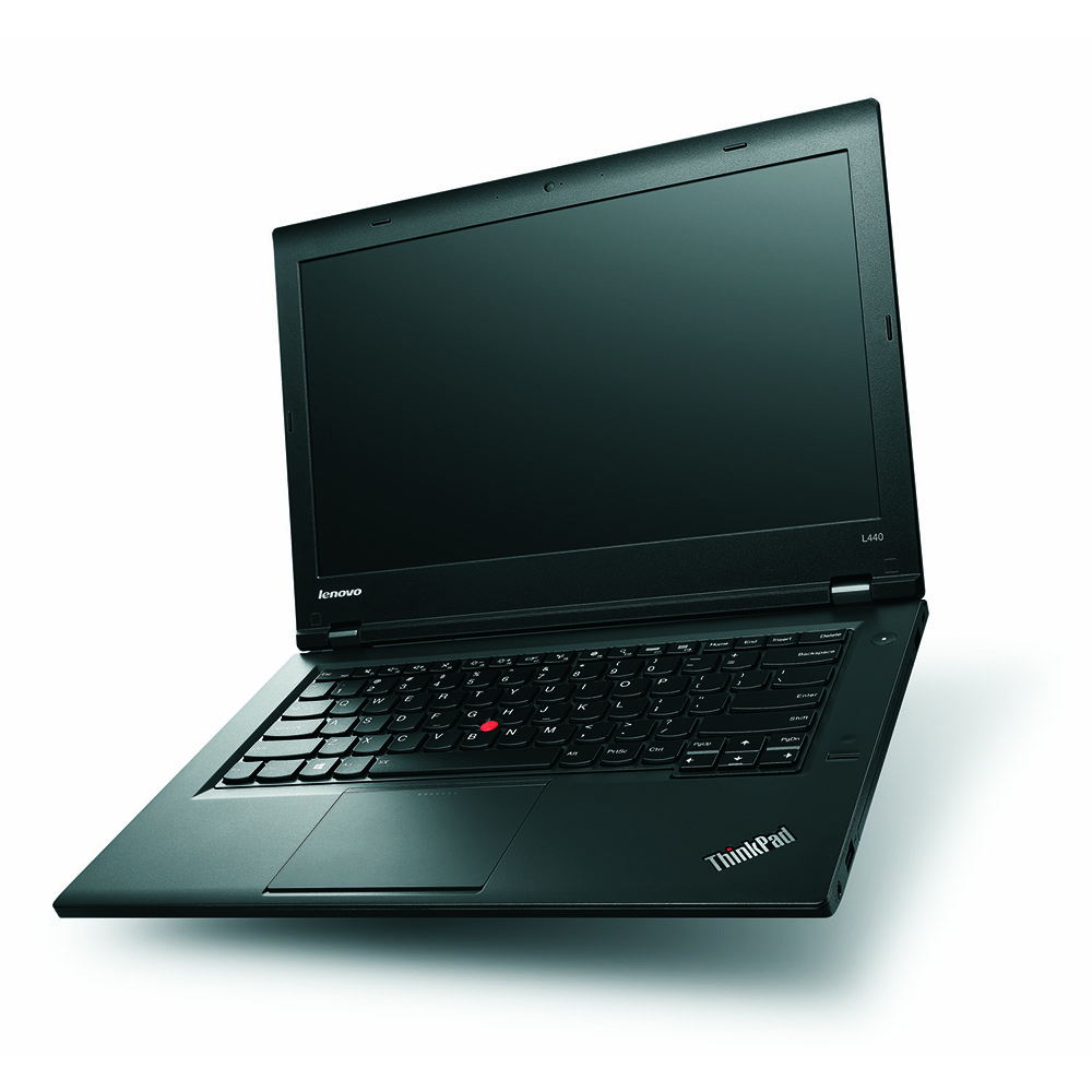 Lenovo ThinkPad L440; Pentium 3550M 2.3GHz/4GB RAM/128GB SSD/battery VD