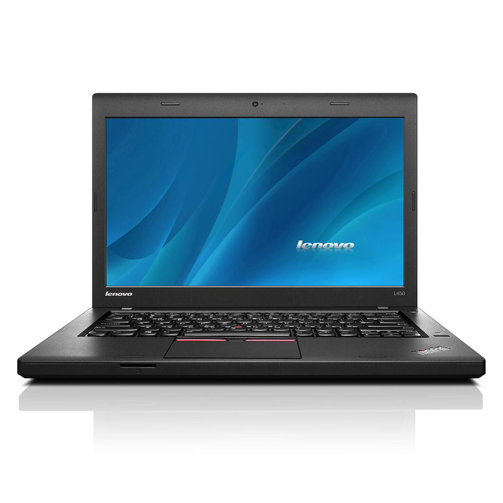 Lenovo ThinkPad L450; Core i3 5005U 2.0GHz/4GB RAM/128GB SSD/battery VD