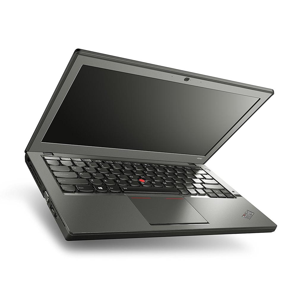 Lenovo ThinkPad X240; Core i5 4300U 1.9GHz/8GB RAM/240GB SSD/battery 2xVD