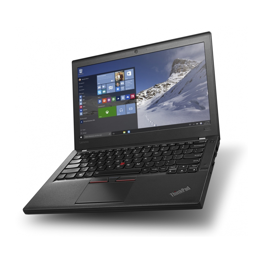 Lenovo ThinkPad X260; Core i5 6300U 2.4GHz/8GB RAM/256GB SSD NEW/battery 2xDB