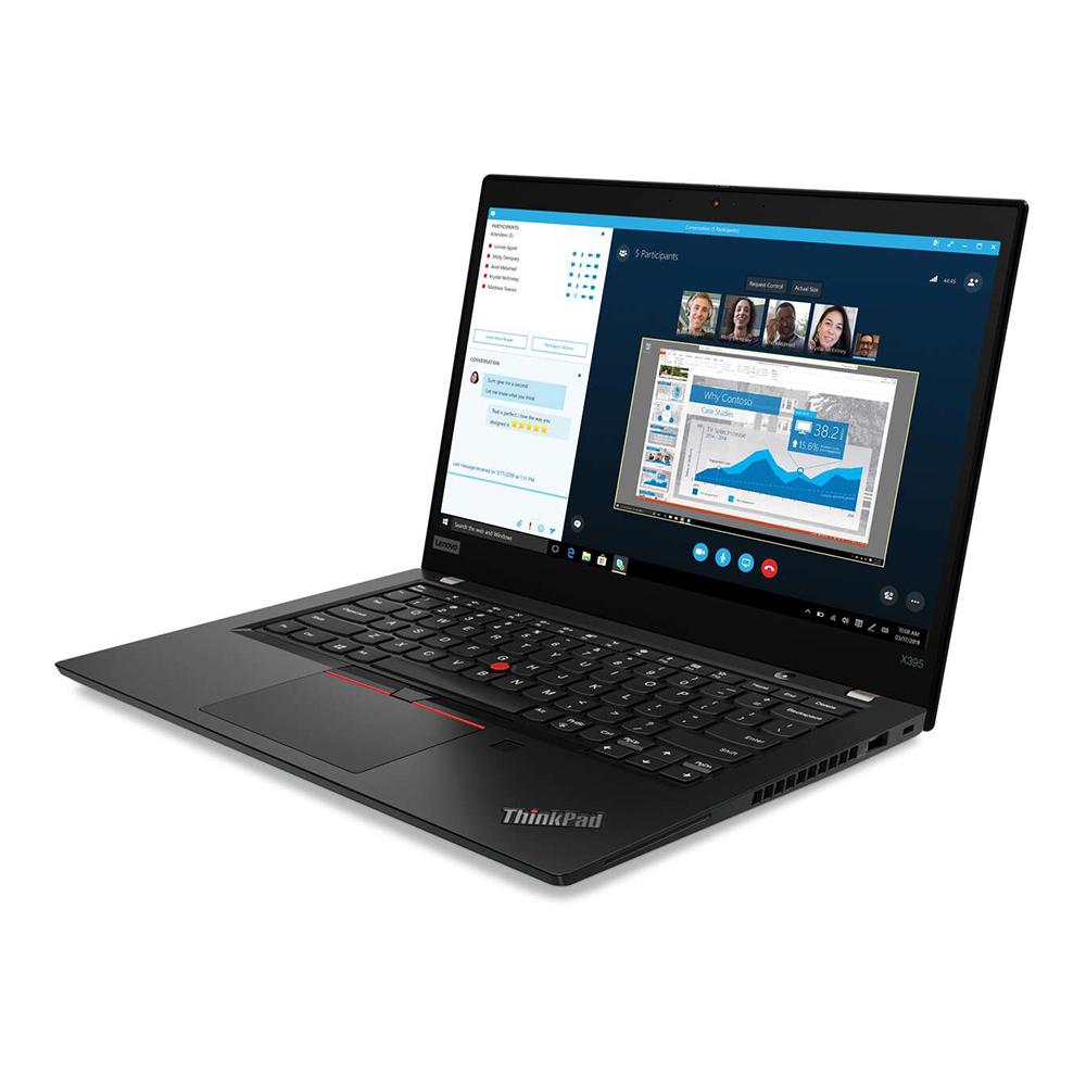 Lenovo ThinkPad X395; AMD Ryzen 7 3700U 2.3GHz/16GB RAM/256GB SSD