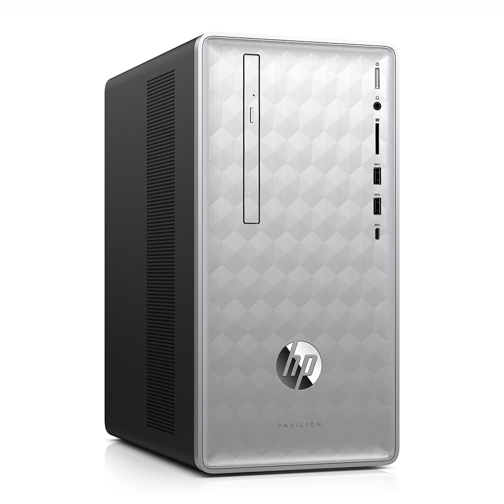 HP Pavilion 590-p0047nf; Core i3 8100 3.6GHz/8GB DDR4/1TB HDD/HP Remarketed