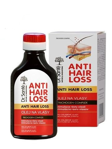 Olej na vlasy Dr.Santé 50ml ANTI HAIR LOSS