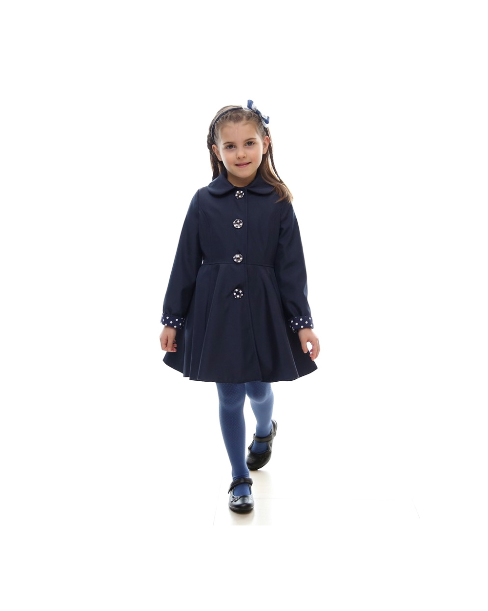 3b48ddcfe84f dievčenský jarný kabát POLLY béžový. skladom