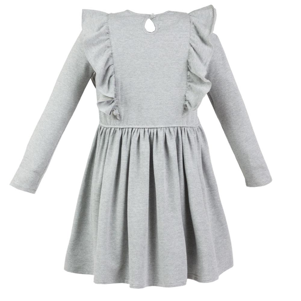 226e731b38df dievčenské šaty s dlhým rukávom TERI