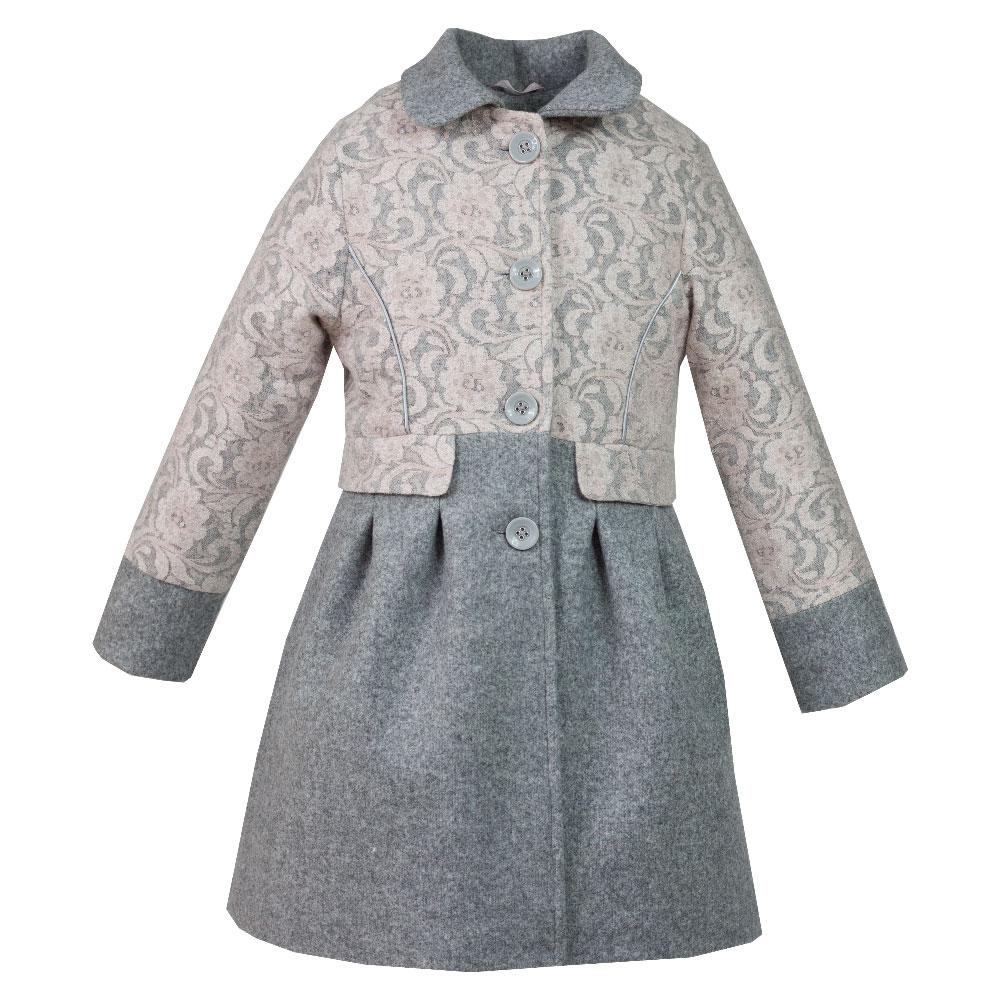 21a29a52c7f8 dievčenský zimný kabát MELANIA dievčenský zimný kabát MELANIA empty