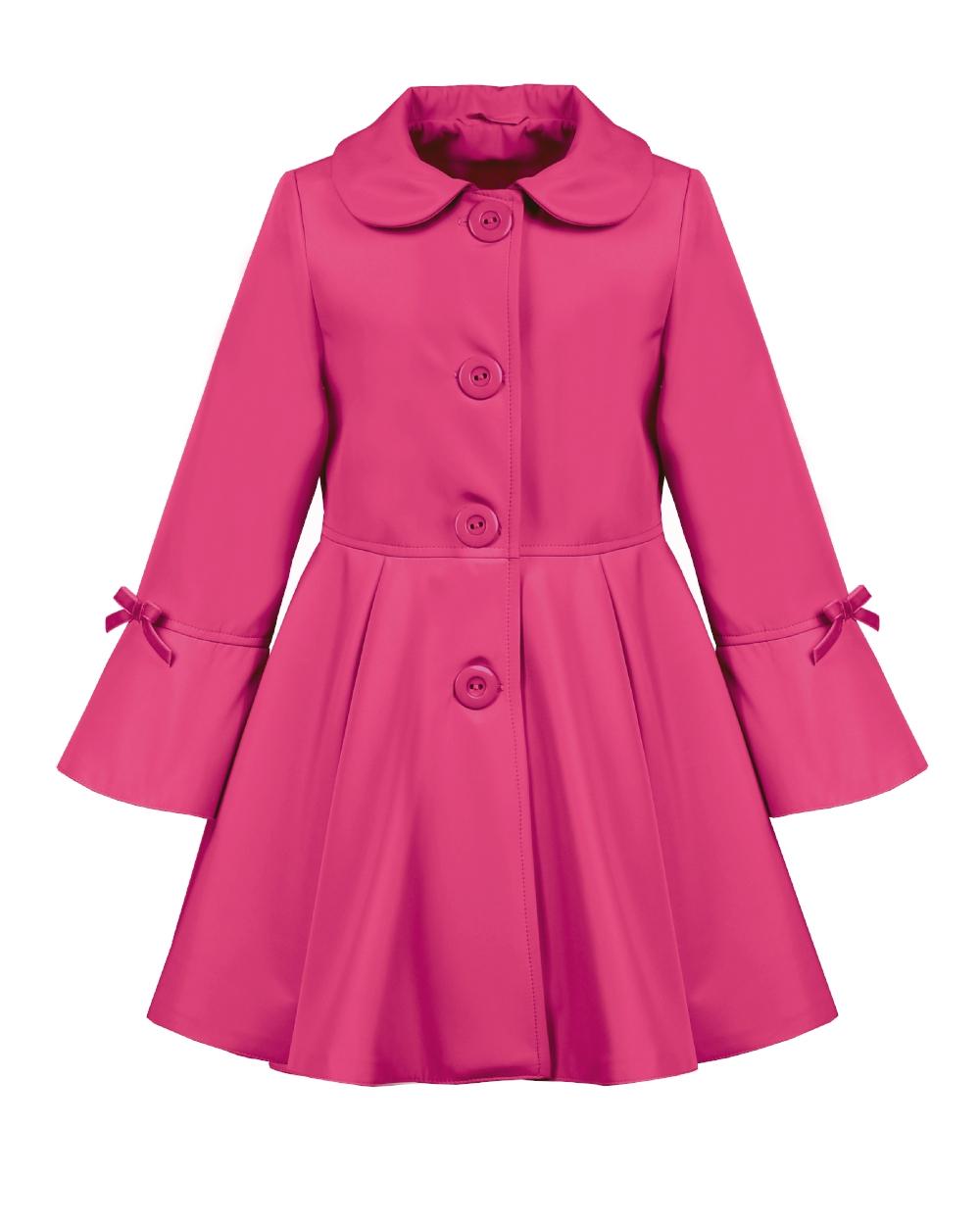 643c3c4d4e66 detský jarný kabátik ELLEN ružový