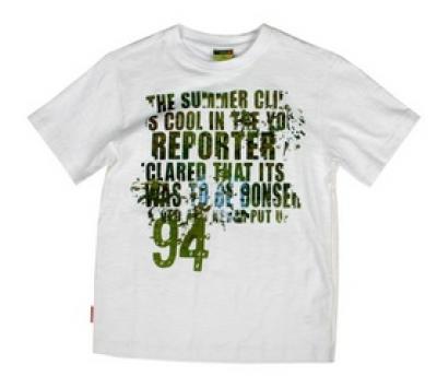 2ded8e6dc572 chlapčenské tričko REPORTER YOUNG