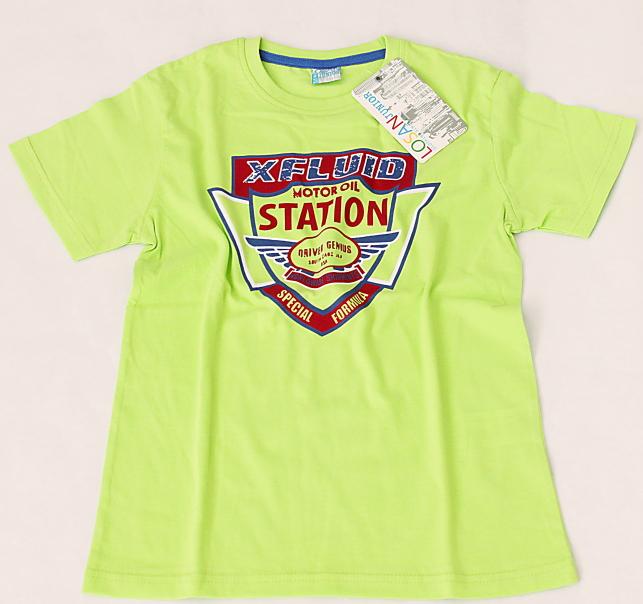 99a5eb6b1b0b chlapčenské tričko LOSAN STATION. skladom