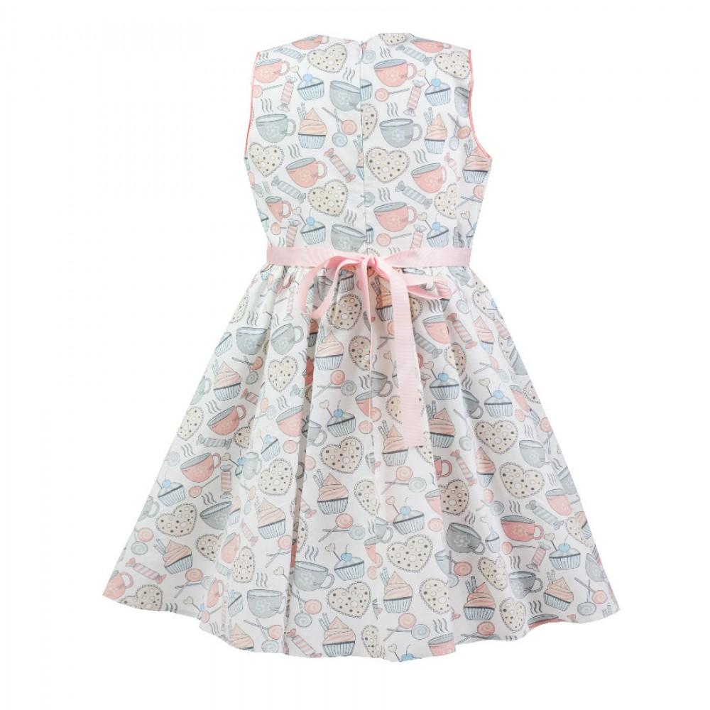 dievčenské letné šaty CANDY1 105f44d436