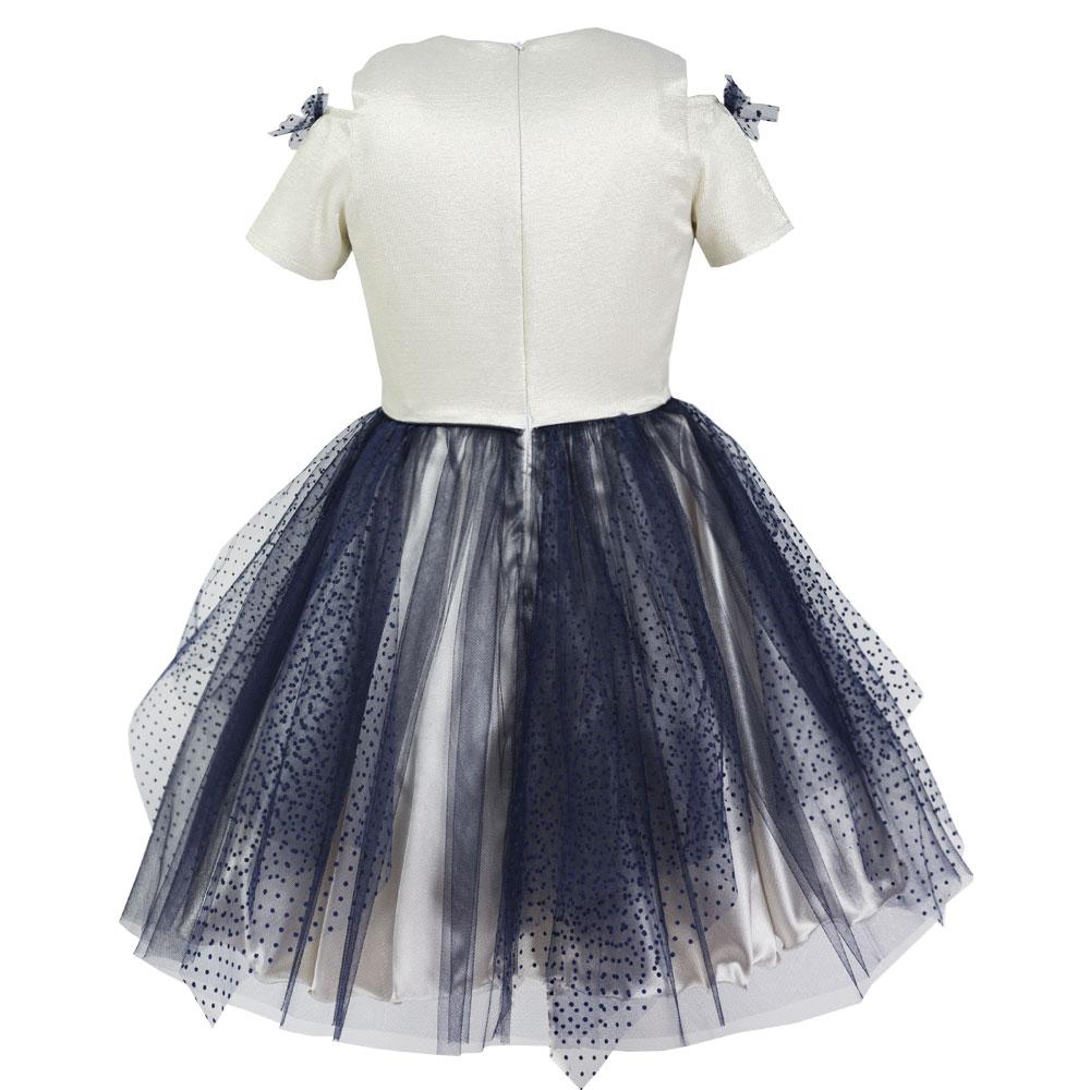 dievčenské sviatočné šaty IRENE a473e5398b9