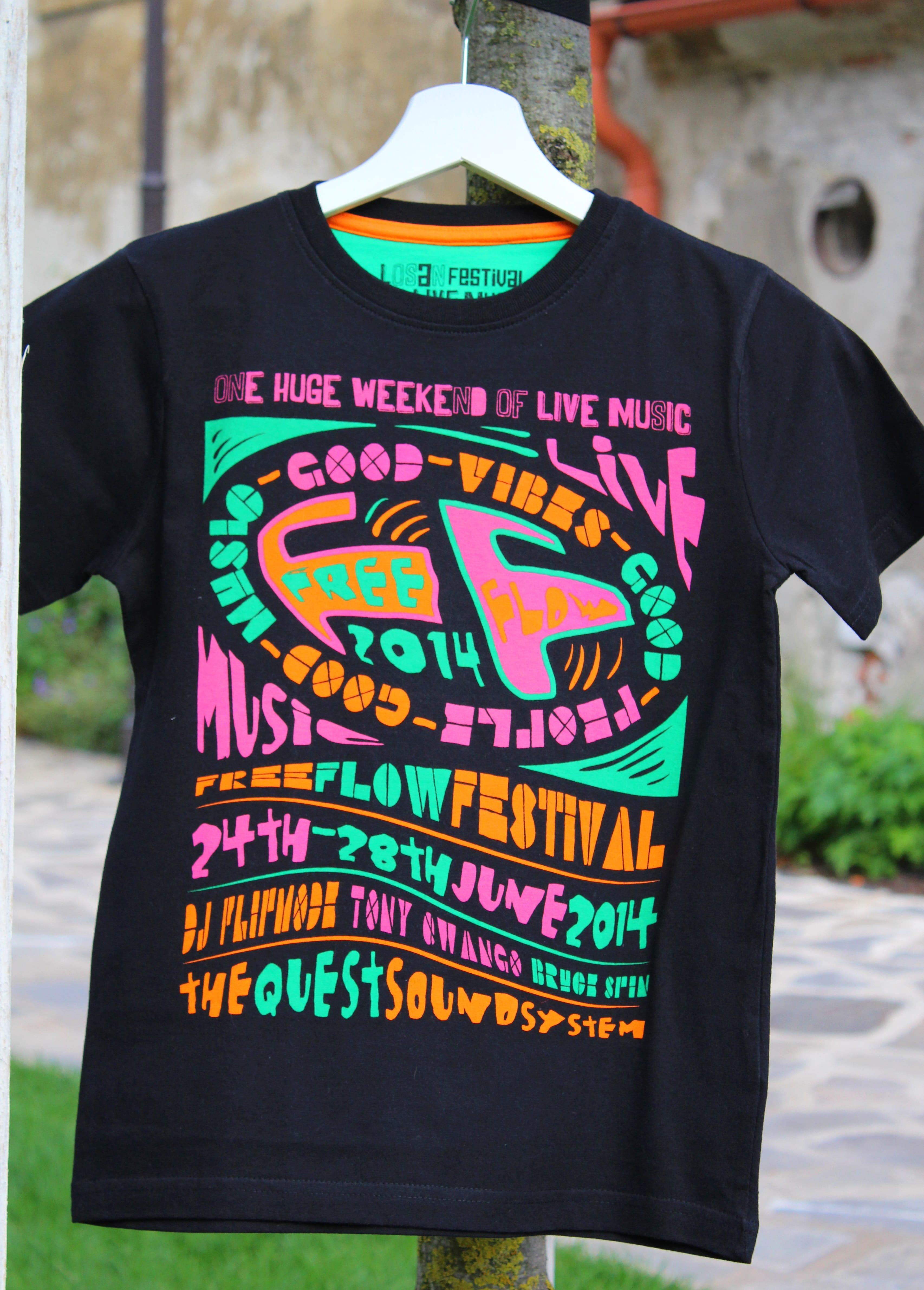 8d5bb36ee2a8 chlapčenské tričko LOSAN FREE FLOW