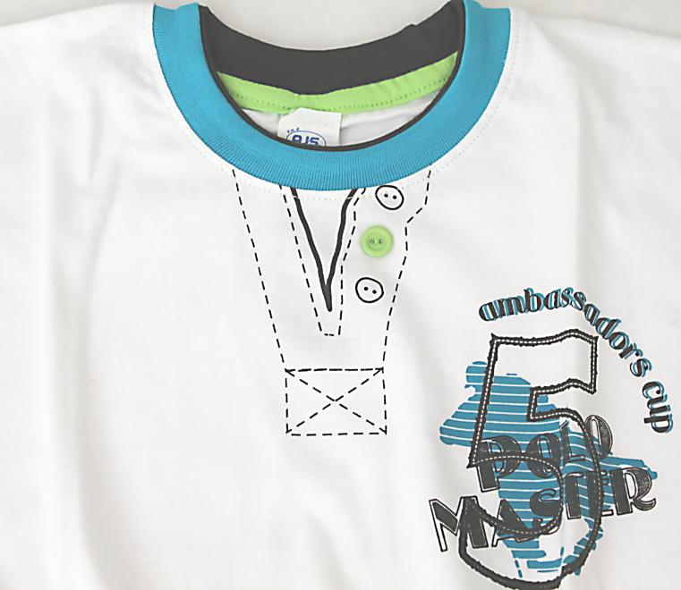 51f95f5a4b10 Kompletné špecifikácie. Chlapčenské tričko ...