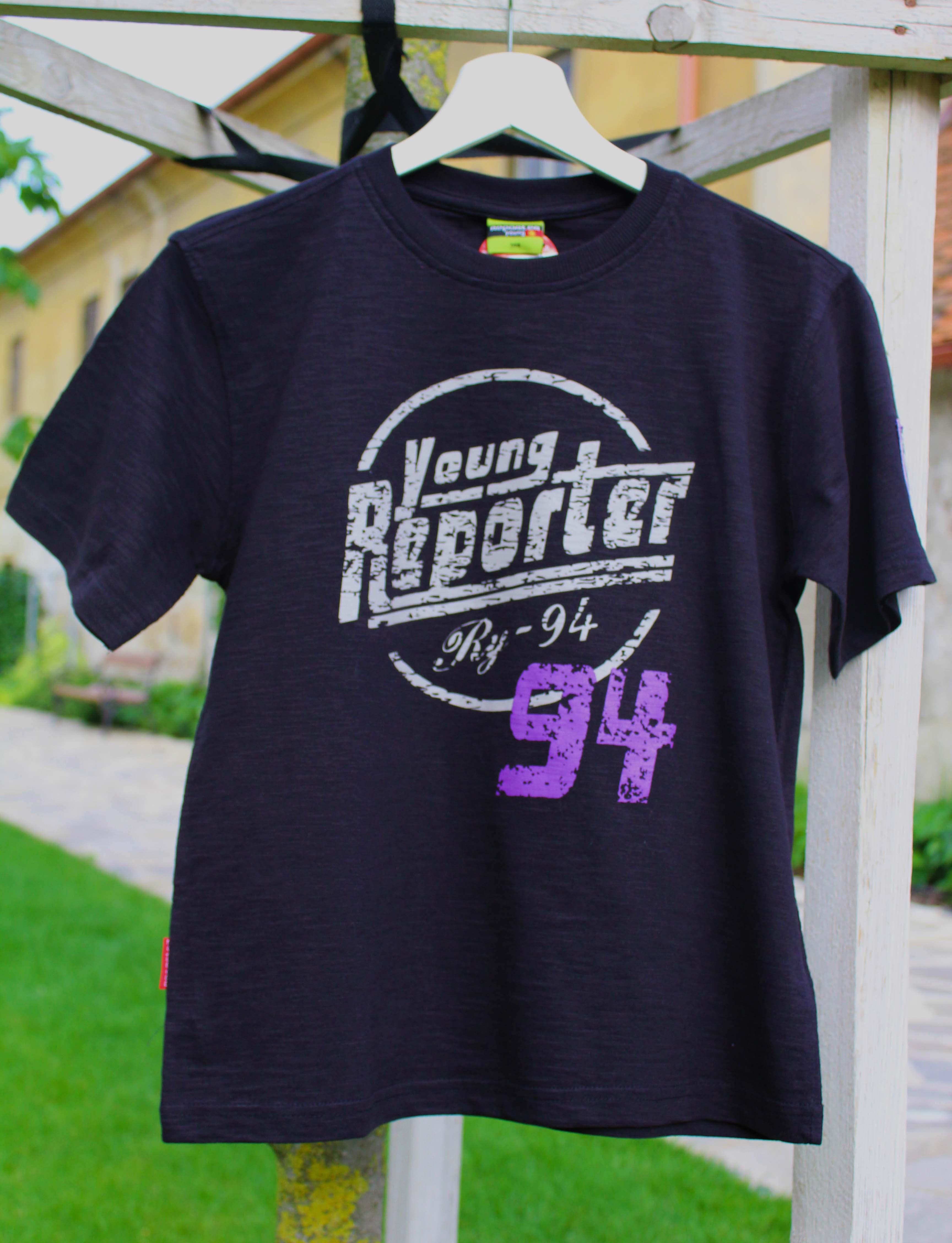 1c879c8a4a8d chlapčenské tričko REPORTER 94