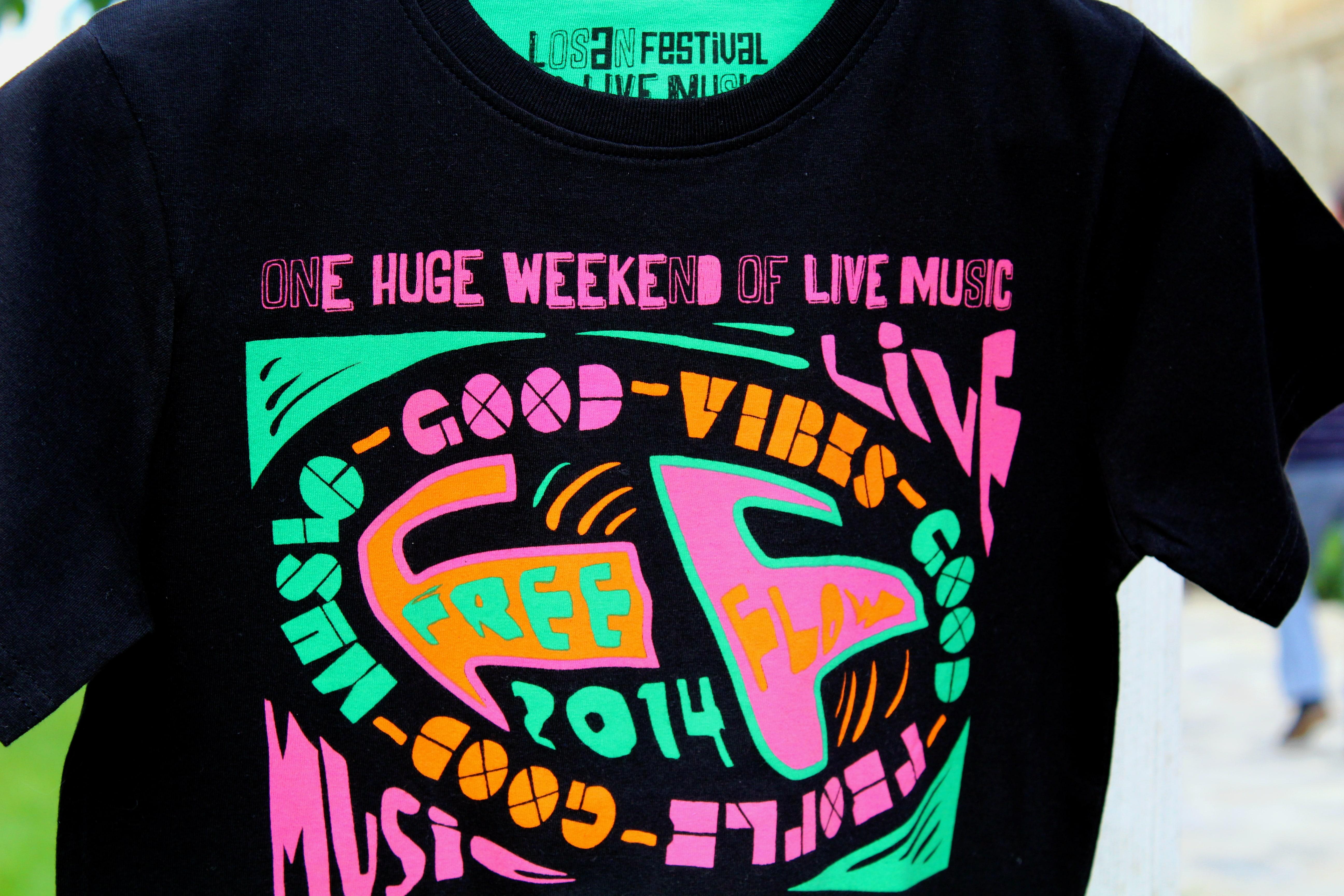 00eb5592a68f chlapčenské tričko LOSAN FREE FLOW. skladom