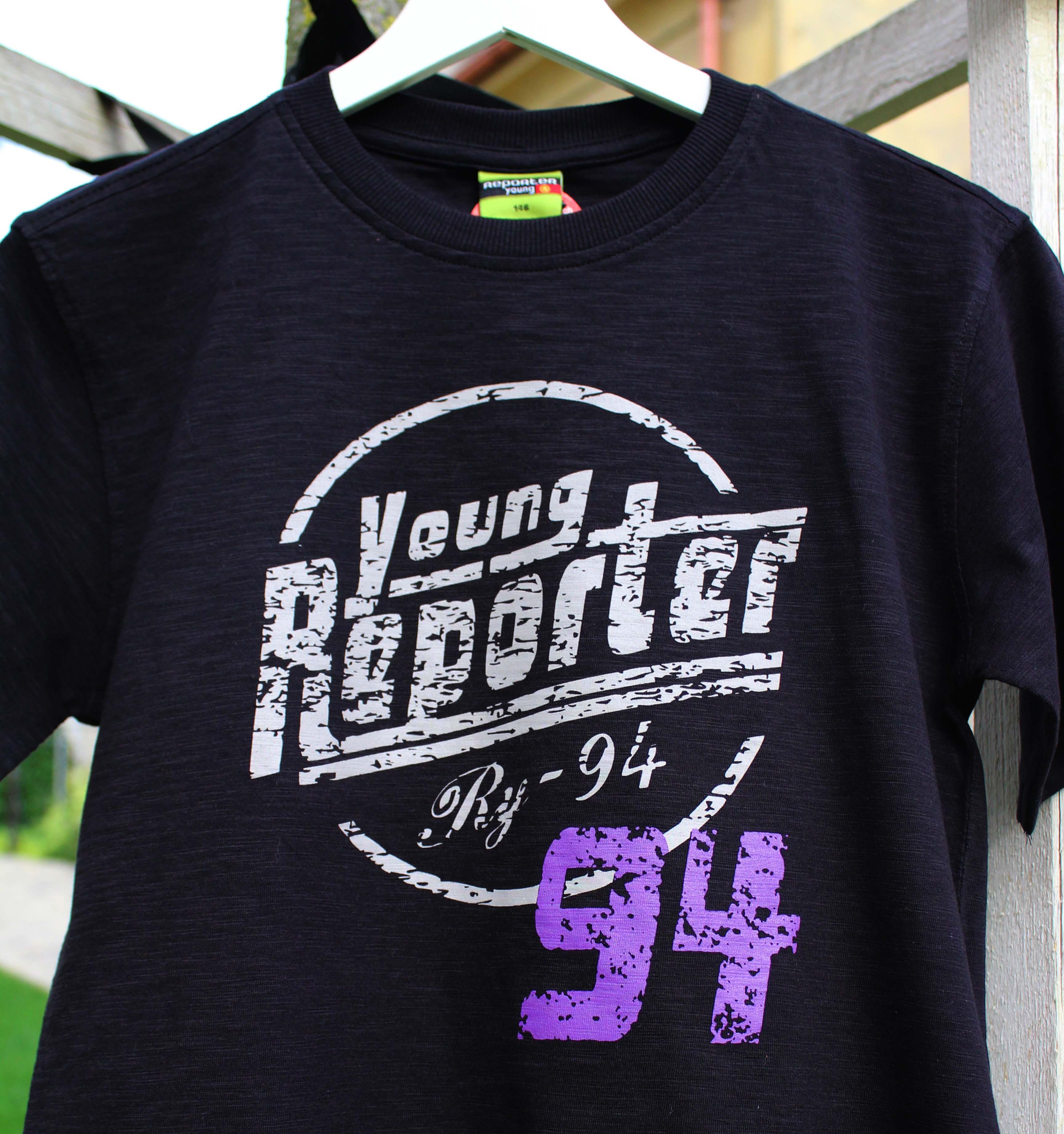 a35e90102023 chlapčenské tričko REPORTER 94. skladom