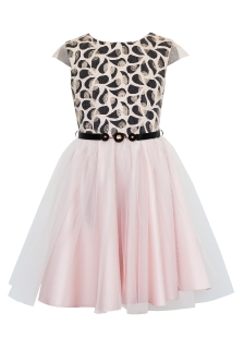 dievčenské spoločenské šaty AMELI empty 49badf6a881
