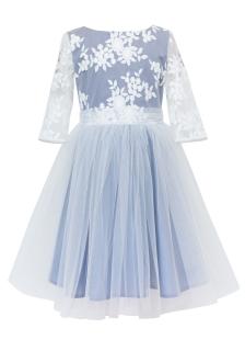 dievčenské slávnostné šaty CATRIN empty 6da406765ae