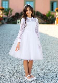 dievčenské slávnostné šaty Shanti empty 148600cc079