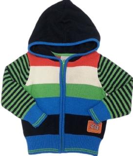 5796a67e2861 chlapčenský sveter BLUE SEVEN s kapucňou empty