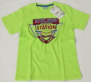 chlapčenské tričko LOSAN STATION empty 1e230dfaf15
