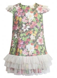 6d75595fc6ce dievčenské sviatočné šaty DAMIA empty