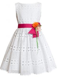 e56a31a32b2b dievčenské sviatočné šaty IZZA empty