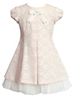 5b168793b15d dievčenské sviatočné šaty LAURA empty. dievčenské sviatočné šaty LAURA.  farba ružová biela