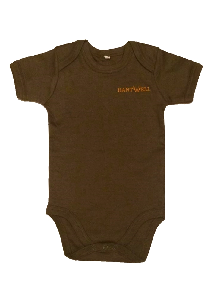 a1f84ca8d Poľovnícke oblečenie | Detské body HANTWELL - lesnícka zelená ...
