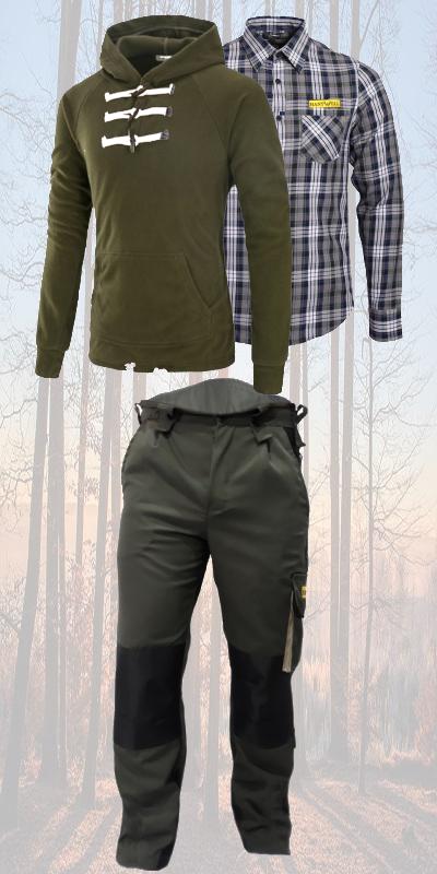 1fdb01eb5 Poľovnícke oblečenie | SET Poľovníckeho oblečenia HANTWELL LUX ...