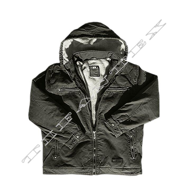 Bunda EXCLUSIV čierna - TifanTEX bundy online 059f94adb52